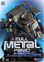 Full Metal Panic! The Second Raid (Full Metal Panic! TSR) online sorozat