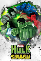 Hulk és a Zúzda ügynökei (Hulk and the Agents of S.M.A.S.H.) online sorozat