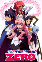 Zero no tsukaima: Futatsuki no kishi (Zero`s Familiar: Knight of the Two Moons) online sorozat