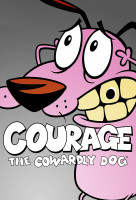 Bátor, a gyáva kutya (Courage the Cowardly Dog) online sorozat