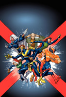 X-Men: Evolúció (X-Men: Evolution) online sorozat