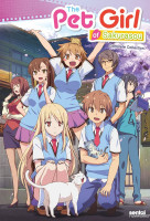 The Pet Girl of Sakurasou (Sakurasou No Pet Na Kanojo) online sorozat