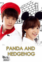 Panda and Hedgehog online sorozat