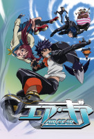 Air Gear online sorozat