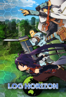 Log Horizon online sorozat