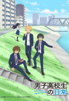 Daily Lives of High School Boys (Danshi Koukousei no Nichijou) online sorozat