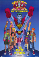 A bolygó kapitánya (Captain Planet and the Planeteers) online sorozat