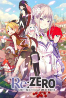 Re:ZERO - Kara Hajimeru Isekai Seikatsu (Re:Zero - Starting Life in Another World) online sorozat