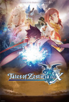 Tales of Zestiria: The X online sorozat