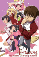 The World God Only Knows (Kami nomi zo Shiru Sekai) online sorozat
