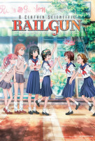 To Aru Kagaku no Railgun (A Certain Scientific Railgun) online sorozat