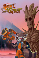 Marvel's Rocket & Groot online sorozat