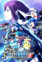 Phantasy Star Online 2: The Animation online sorozat