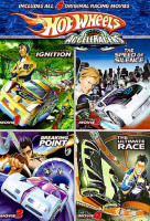 Hot Wheels AcceleRacers online sorozat