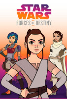 Star Wars: A Sors Erői (Star Wars: Forces of Destiny) online sorozat