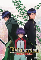 Hakkenden: Eight Dogs of the East (Hakkenden: Touhou Hakken Ibun) online sorozat