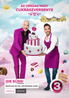 Ide süss! (The Great Bake Off Hungary) online sorozat