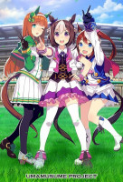 Uma Musume: Pretty Derby (Umamusume: Pretty Derby) online sorozat