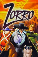 Zorro Legendája (The Legend of Zorro) online sorozat