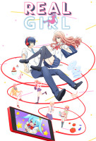 Real Girl ( 3D Kanojo Real Girl) online sorozat