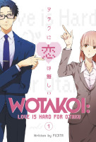 Wotaku ni Koi wa Muzukashii (Wotakoi: Love is Hard for Otaku) online sorozat