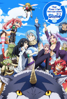 Tensei shitara Slime Datta Ken (That Time I Got Reincarnated as a Slime) online sorozat