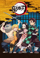 Demon Slayer: Kimetsu no Yaiba online sorozat