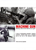 A gépfegyver (Machine Gun: History Down the Barrel of a Gun) online sorozat