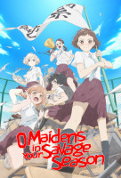 Araburu Kisetsu no Otome-domo yo (O Maidens in Your Savage Season) online sorozat