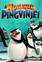 A Madagaszkár pingvinjei (The Penguins of Madagascar) online sorozat