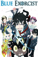 Ao no exorcist (Blue Exorcist) online sorozat