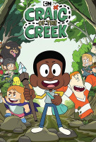 Vadócok (Craig of the Creek) online sorozat