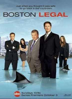 Boston Legal - Jogi játszmák (Boston Legal) online sorozat