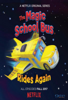 A varázslatos iskolabusz újra száguld (The Magic School Bus Rides Again) sorozat