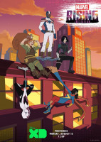 Marvel Rising: Initiation online sorozat