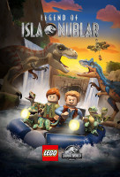 Lego Jurassic World: A Nublar-sziget legendája (LEGO Jurassic World: Legend of Isla Nublar) sorozat